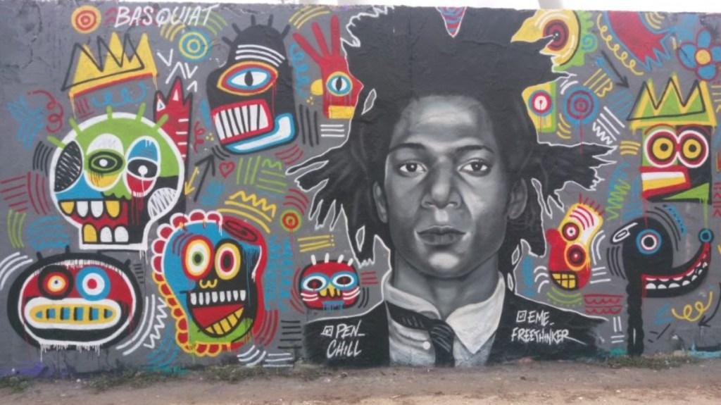 Penn Floyd graffiti Berlin Mauerpark