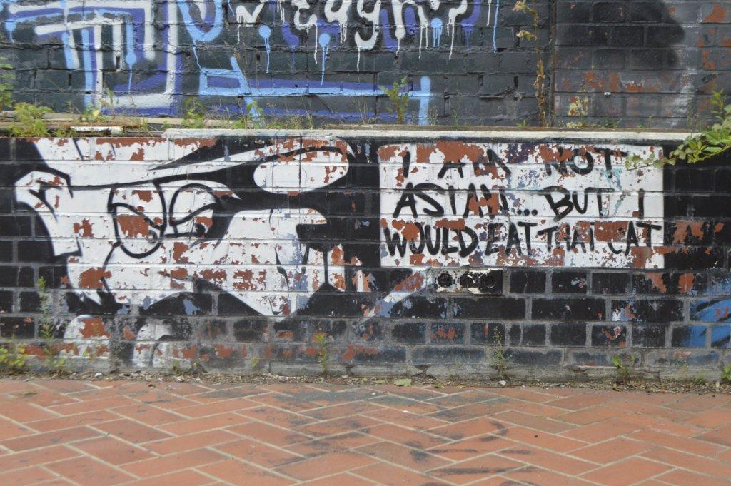 TOBO at Teufelsberg Berlin Grunewald from July 2020 graffiti streetart bekitschig.blog