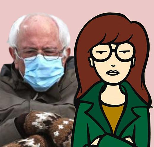 Bernies Handschuhe Daria bekitschig blog