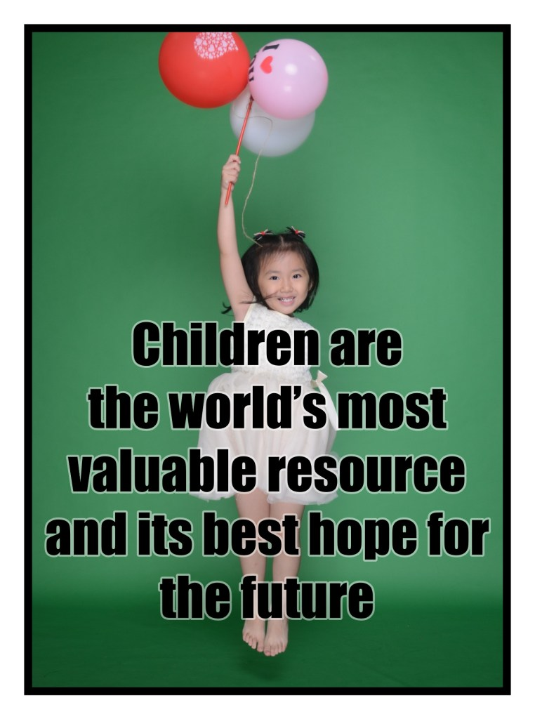 Quote Kennedy Children are the worlds most valuable recource and its best hope for the future bekitschig.blog