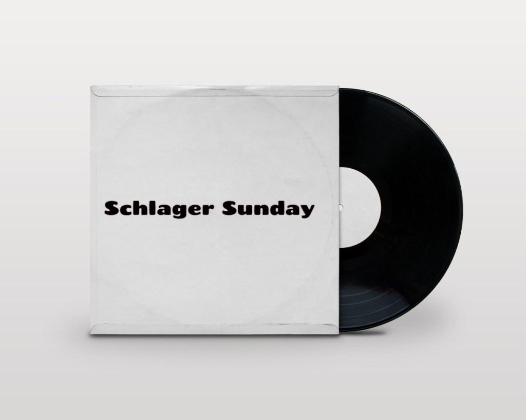 be kitschig blog Let's twist again Schlager Sunday
