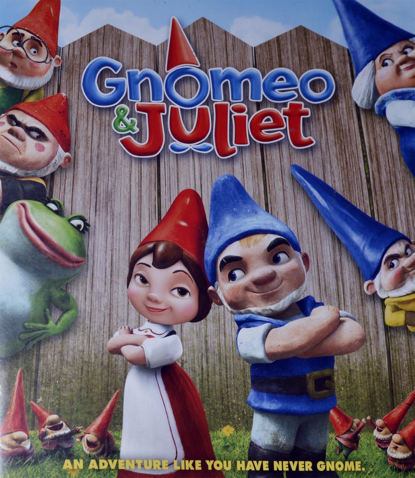 Weekend Movie Gnomeo Amp Juliet Be Kitschig