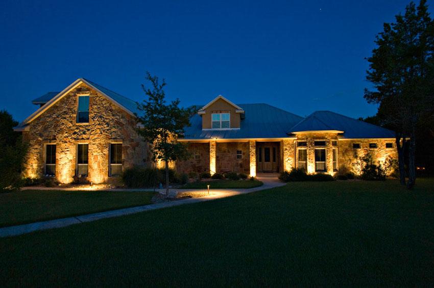 outdoor landscape lighting louisville