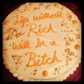 Carrot Cake for Rich