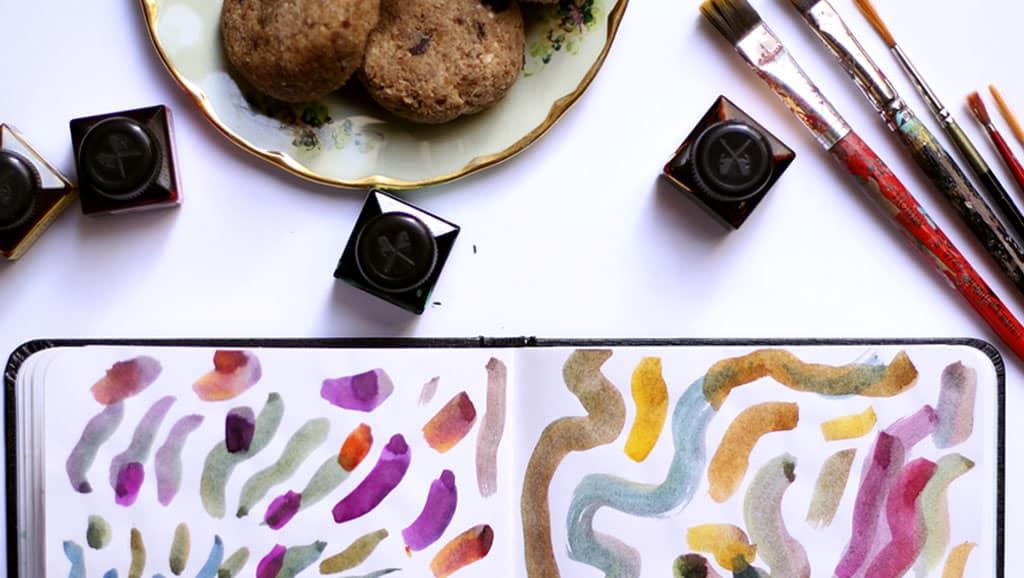 healthy vegan cookies