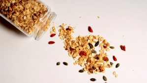 receta granola saludable