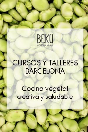 taller de cocina vegana barcelona