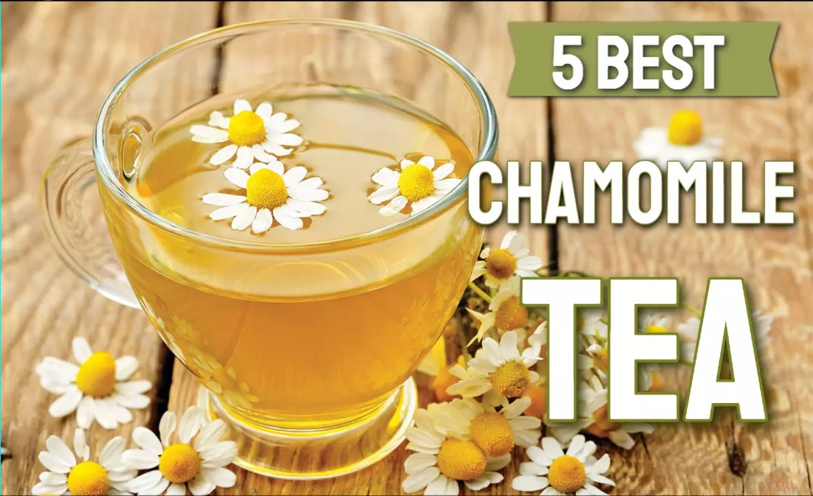 5 Best Chamomile Tea Brands in India 2020 - Top-rated
