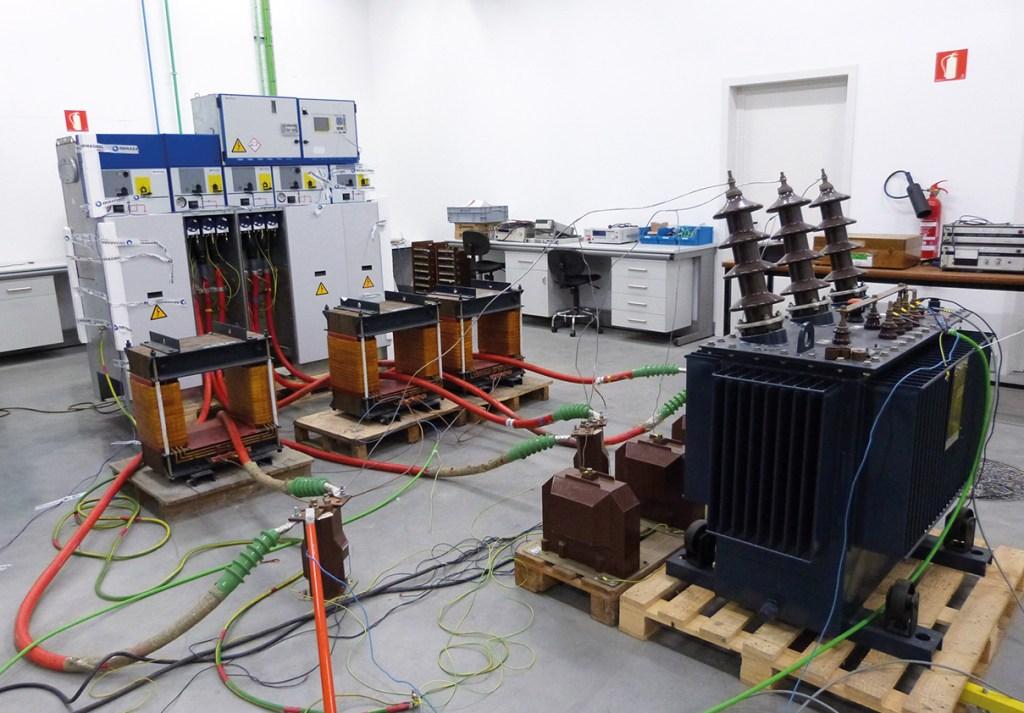 Temperature-Rise Laboratory