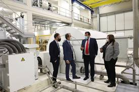 The Spanish Minister for Science and Innovation visits BELA-Boroa
