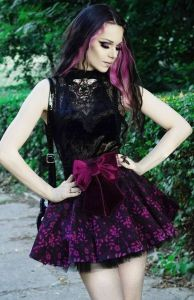 Gothic jewellry. Do you crave to stand out of the crowd and allow your very own character glow?