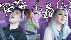 Watch EMO CARPOOL KARAOKE!