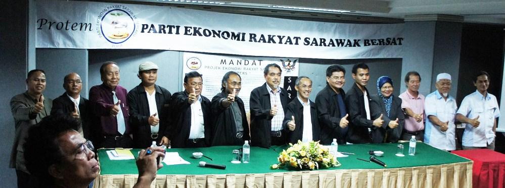 PERSB Umumkan Calon-Calon Untuk Kerusi DUN Sarawak. (4/4)