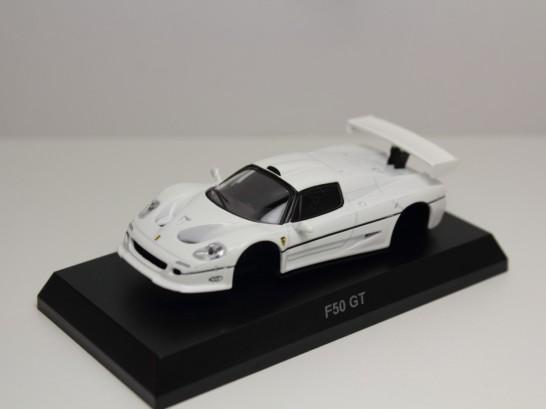 f50gt white