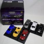 Kyosho Lamborghini Asterion & Huracan
