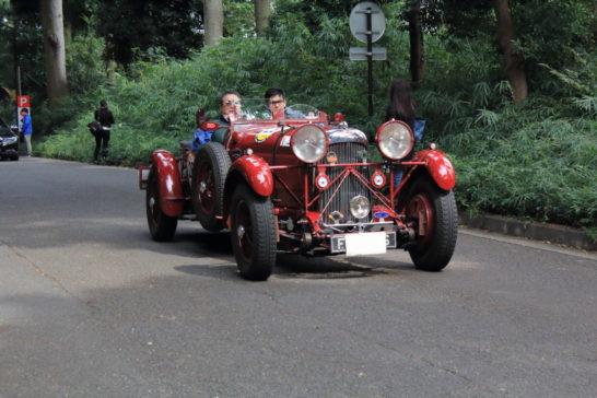 1936LAGONDA LG45 TYPE T7 RAPIDE