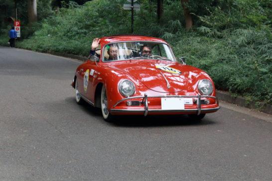 1959 PORSCHE 356 A 1600 S