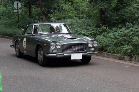 1962 LANCIA FLAMINIA GT TURING 3C