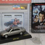 "007 J.Bond ミニカーコレクション ""Tomorrow Never Dies"" 1997 BMW 750iL 1/72"