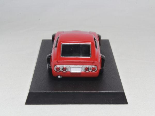 アオシマ グラチャンコレクション 日産 フェアレディ 1971 1/64 Aoshima Nissan 240ZG