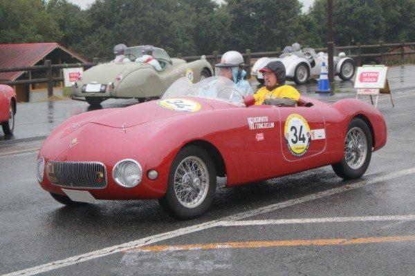 1947 FIAT STANGUELLINI 1100 SPORT