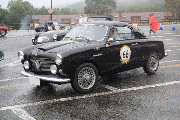 1954 FIAT 1100 TV PININFARINA