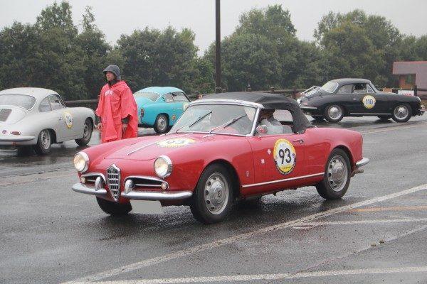 1958 ALFA ROMEO GIULIETTA SPIDER 750 D