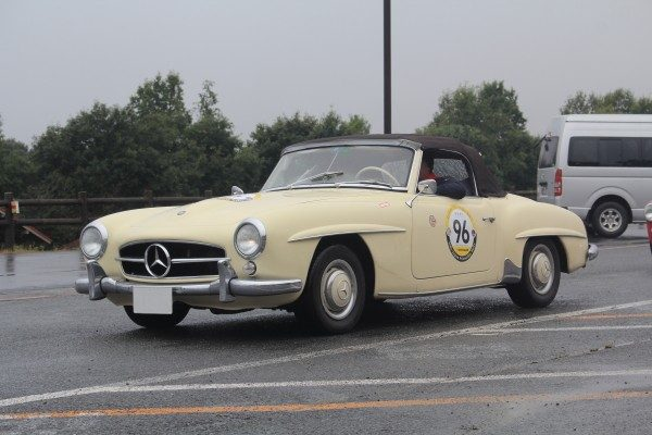 1958 MERCEDES BENZ 190 SL