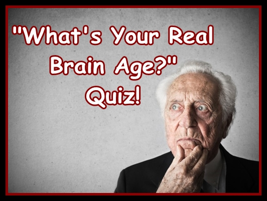 What S Your Real Brain Age Quiz Bel Aire Senior Living A brand new mobile app to guess the age of celebrities like sofía vergara, barak obama, and gigi hadid. bel aire senior living
