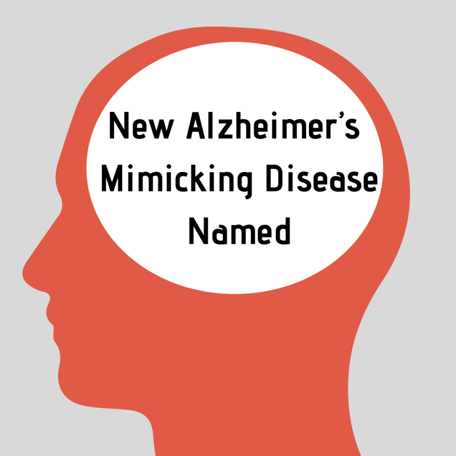 New Alzheimer's Mimicking Disease Named