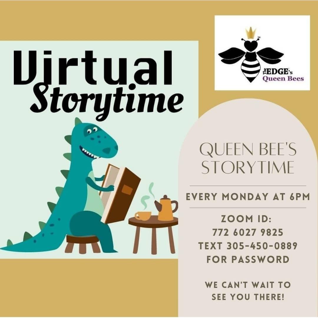 Storytime Flyer