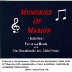 Memories of Marion Lush