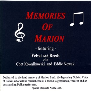 Memories of Marion Lush