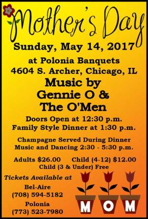 Mother's Day Dance 2017