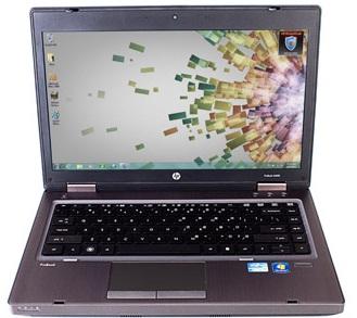 Review Laptop ProBook 6460b