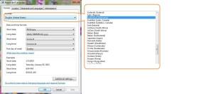 cara mengganti setting angka indonesia excel windows 7 2