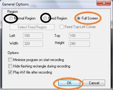 cara merekam layar desktop komputer video