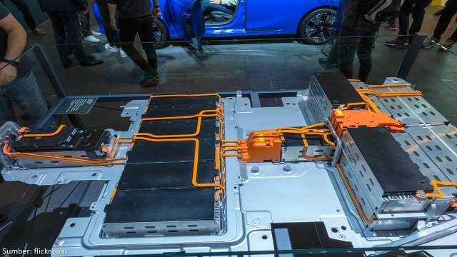 Baterai Mobil Listrik (BelajarEnergi.com)