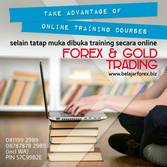 online training forex