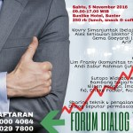 Forum Dialog Trader Indonesia
