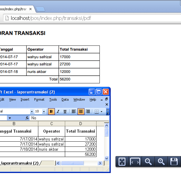 ss_export_pdf_dan_excel_on_tutor_codeigniter_2