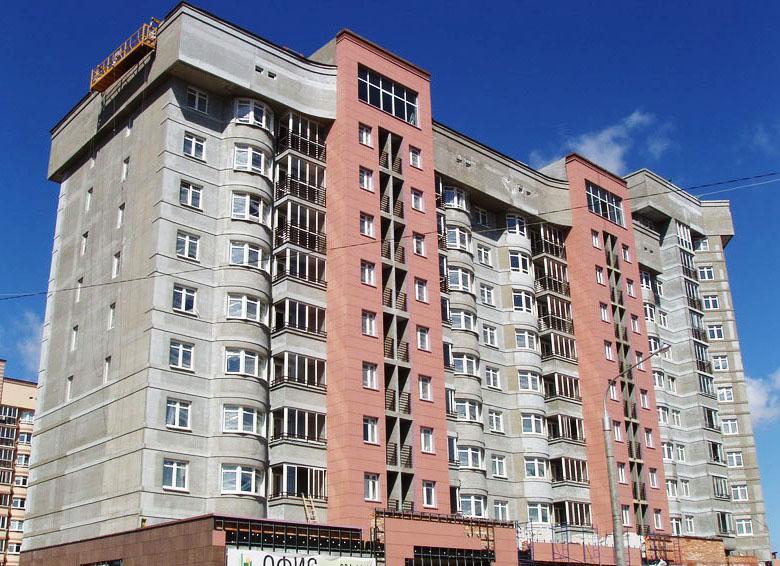 Многоквартирный жилой дом, не относящийся к категории повышенной комфортности, с подземным гаражом-стоянкой по ул. Лукьяновича в г. Минске