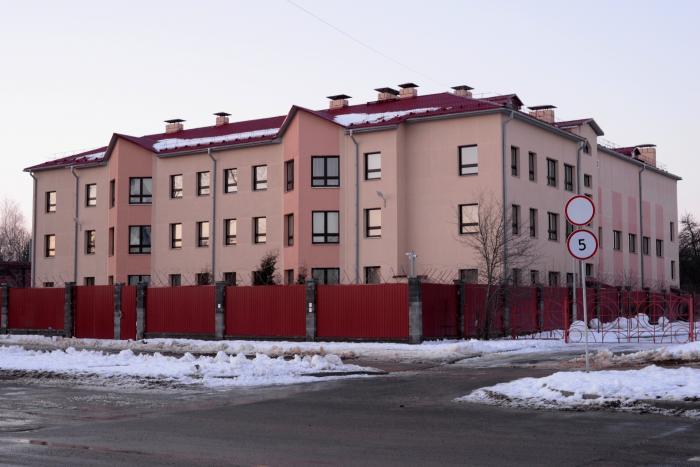 Реконструкция комплекса зданий в г. Минске