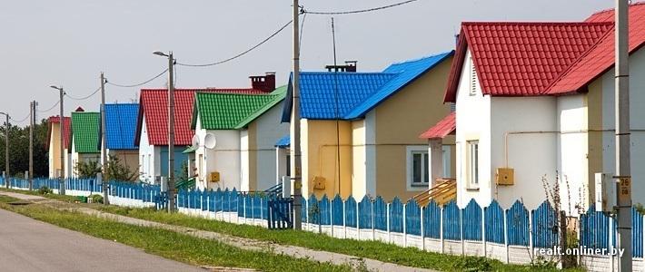 Минстройархитектуры: «Государственный» коттедж в Минском районе будет стоить $90 тысяч