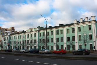 Капитальный ремонт оториноларингологического отделения пр-т машерова 26 (военный госпиталь)