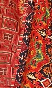 Meghan Kimono - Red