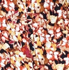 Ozy Set - Brown Floral