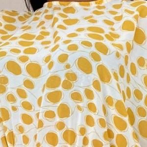 Belinda Set - Yellow and white