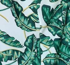 Ada Jumpsuit - Green Floral