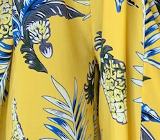 Ada Jumpsuit - New yellow floral